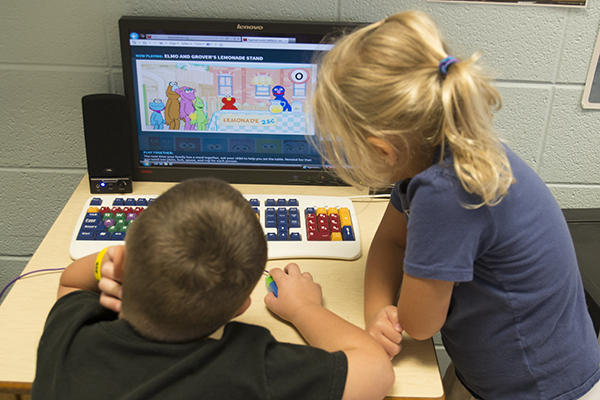Students engage in Pre-K Works kindergarten readiness program