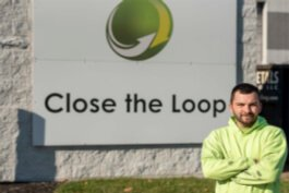 Close the Loop of Hebron has hired Adam Criss and dozens of others through a second-chance hiring program.