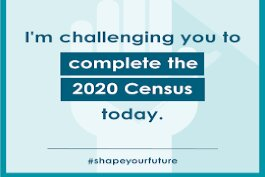 The Census Bureau is conducting a public awareness campaign to fill out the form.