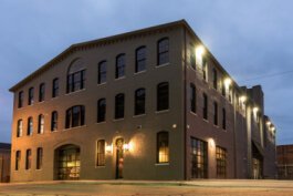 Icon Marketing Communications moved into this renovated warehouse in Covington this year.