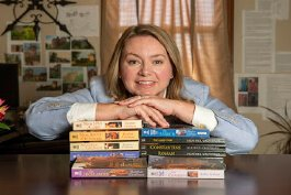 Kenton County resident Heather Grothaus just published her thirteenth romance novel.