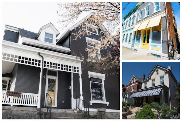 Historic curb appeal is one feature that attracts prospective home buyers to NKY's river cities