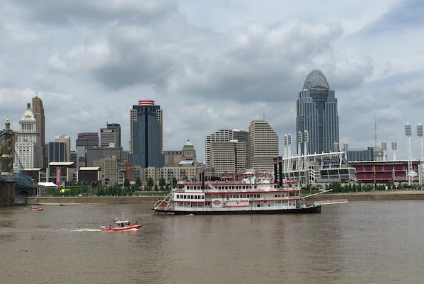 Across the river from downtown Cincinnati, Northern Kentucky offers a small-town feel with sweeping views