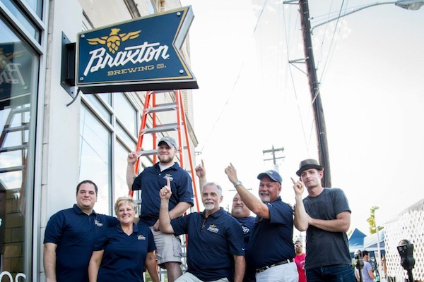 Braxton Brewing is now an anchor on Seventh Street in Covington
