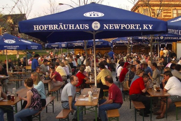 Local craft breweries are developing new beer recipes, but Hofbrauhaus' varieties go back 400 years