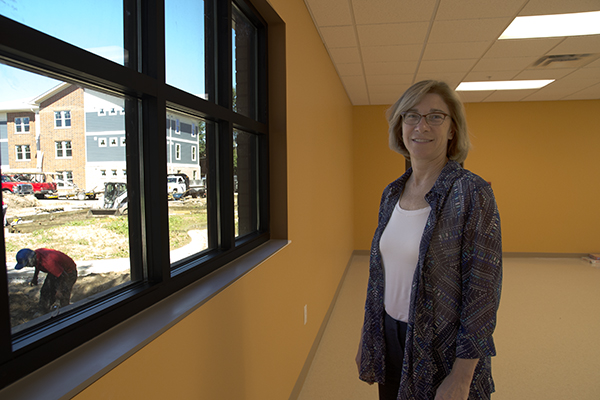 Tammy Weidinger led development of the Northern Kentucky Scholar House in 2015