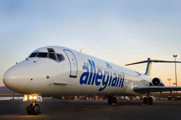 Allegiant's flight expansion has helped CVG record 20% passenger growth for 4 months in row