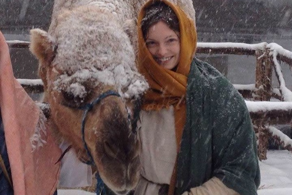 Creation Museum hosts a live nativity & garden of lights Dec. 4-28
