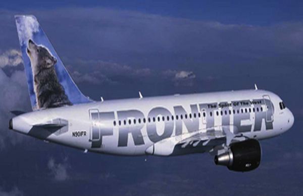 New low-cost Frontier flights have helped CVG record 20% passenger growth for 4 months in row