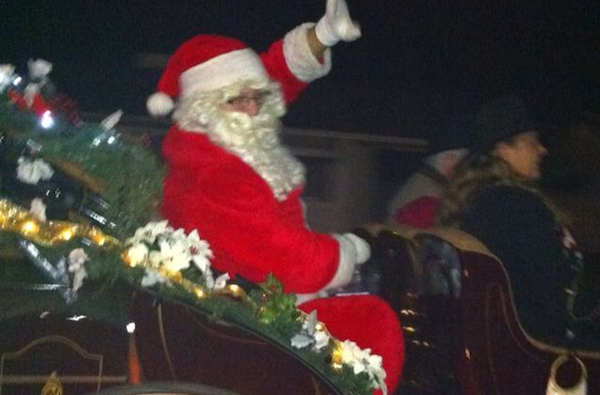 Williamstown's annual Lighted Christmas Parade is Nov. 28