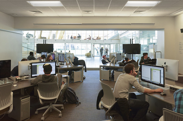 NKU cyber-defense students get practice in real-world configuration settings