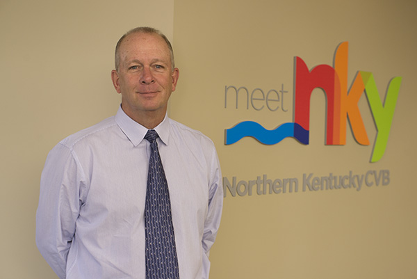 Eric Summe says Northern Kentucky's economy benefits from increasing leisure visits to the region