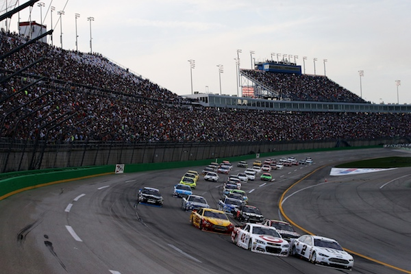 "Kentucky Speedway has become ""a central meeting point for racing fans around the country"""