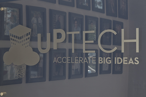 UpTech's fifth cohort of startups began the incubation process on September 6.