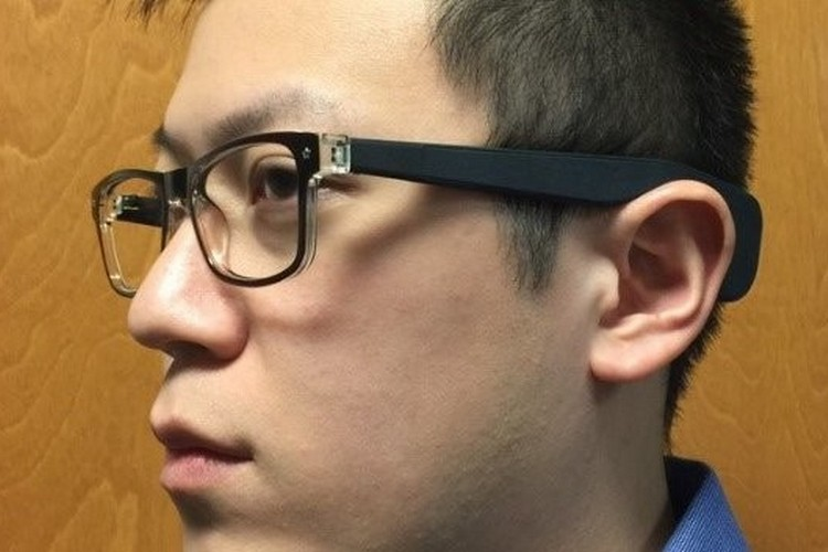 A look at the smart glasses for seniors under development by Gen-9.