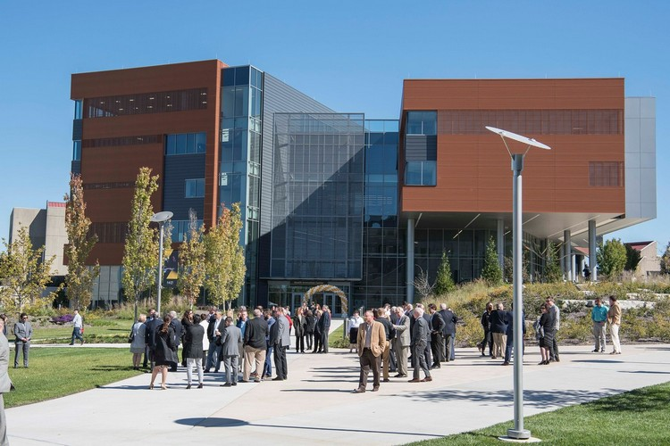 NKU's new Health Innovation Center.