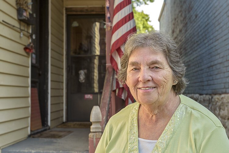 Joyce Smith has lived nearly her entire life in the neighborhood.