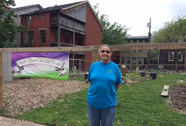"Lifelong Westside resident Faye Massey: ""It's full of life again."""