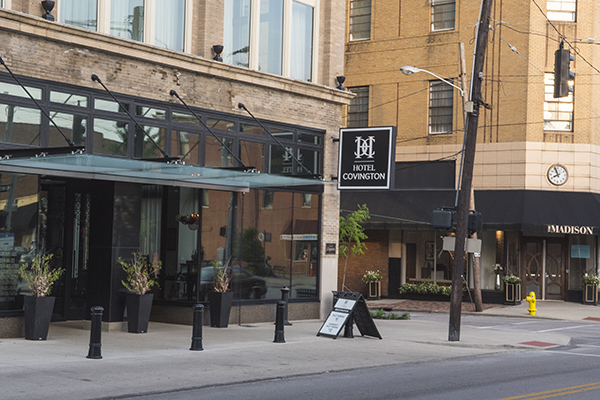 Hotel Covington is among high-profile development projects made possible by groups like the Catalytic Fund.