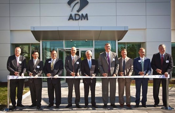 Archer Daniels Midland opened its Erlanger IT center in September