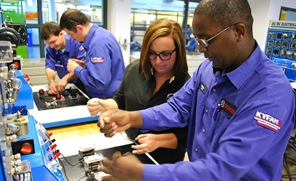 MFG Days inspire local high school students to explore manufacturing careers.