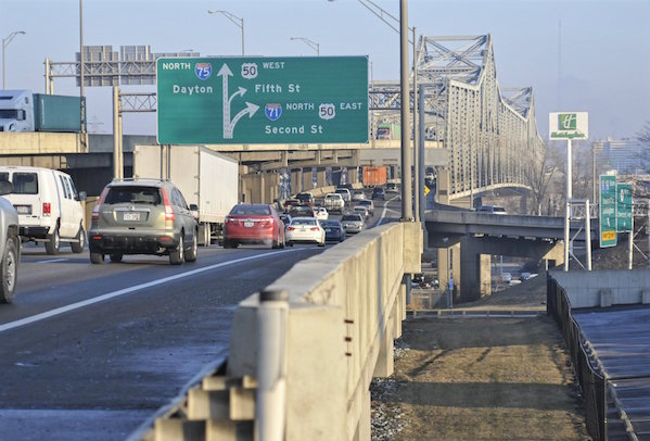 Rapidly deteriorating Brent Spence Bridge has long been a concern for regional and national commuters