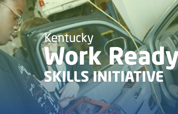 Work Ready Skills Initiative aims to develop a highly trained, modernized workforce for Kentuckians.